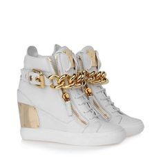 Sneakers Women - Sneakers Women on Giuseppe Zanotti Design Online Store @@Melissa Nation@@
