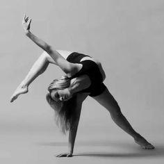 Ballet bonita dança