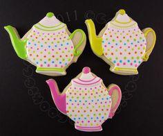 Teacup Cookies. Source Unknown.