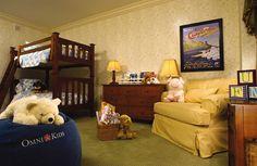 Omni Kids' Fantasy Suite, Omni San Francisco
