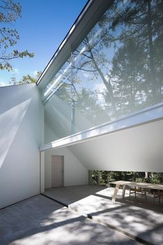 Forest Bath is a summer home located in Nagano, Japan. Designed by Kyoko Ikuta Architecture Laboratory and Ozeki Architects & Associates...