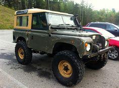 autoliterate: 1971 Land Rover