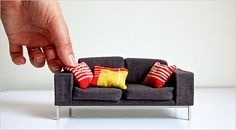 Miniature Modern Furniture