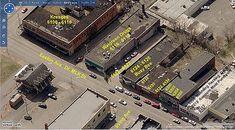 Busy Bee, Walgreen Drugs, S.S. Kresge 5&10, Wellston Stree… | Flickr