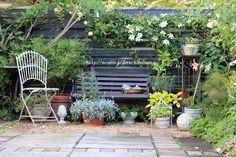 フローラのガーデニング・園芸作業日記-ノアゼット Yuuさん 庭 バラ