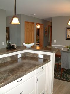 What do you think of this kitchen countertop?
