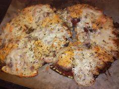 Tupun tupa: Pizza revitystä ruisleivästä