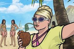 """18 Incredibly Valuable Life Lessons From Pam Poovey From """"Archer"""""""