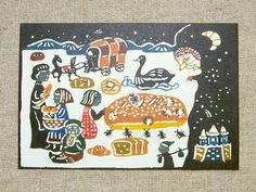 関美穂子ポストカード - ミネットはご当地マスキングテープ、オリジナルマスキングテープ、アラスカ文具店、Si-Si-Si、倉敷意匠計画室、つくし文具店、かみの工作所、文房具を集まった広島の雑貨店です。