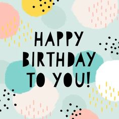 Happy Birthday Clip Art, Happy Birthday Notes, Birthday Wishes For Boyfriend, Happy Birthday Wishes Cards, Birthday Wishes And Images, Birthday Wishes Quotes, Happy Wishes, Happy Birthday Sister, Happy Bday Message