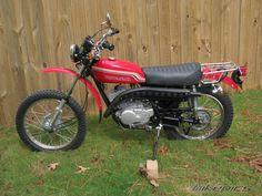 BikePics - 1972 Kawasaki F7 175