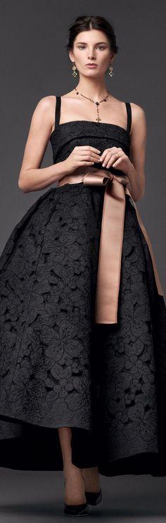 #Dolce & Gabbana Collection F/W 2014