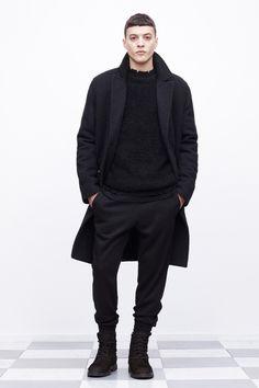 alexander wang  men black look - really love this swagger