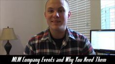 Why are your MLM Company Events important? I will give you three reasons why your MLM Company gatherings are CRITICAL...