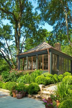 South Boulevard Summer House - Curtis & Windham Architects, Inc.