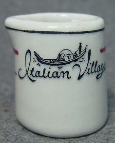 Italian Village Restaurant - Creamer Chicago, IL