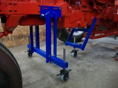 Compact Tractor Attachments Category 1 Receiver Hitch