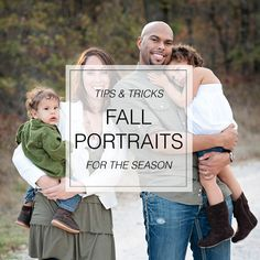 Tips and tricks for capturing fall sessions by photographer Ann Bennett. Specializing in clean, timeless and simple images, Ann shares her approach to taking advantage of the fall season for photographing families and individuals.
