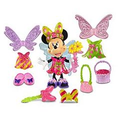 MMCH MINNIE'S FAIRY PRINCESS BOWTIQUE                                                                                            at mygofer.com