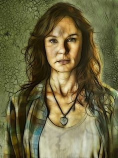 Lori - The Walking Dead - Roy Pyper