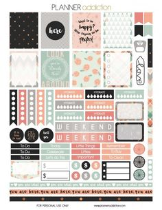 You are Here (Planner Addiction)