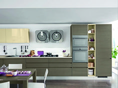 Cucine Lube Linda Salon z kuchnią | Kuchnia / Kitchen | Pinterest ...