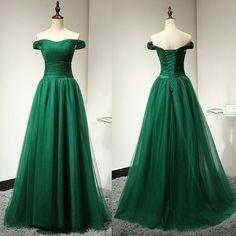Grune ball kleider