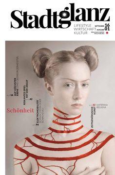 Thank you, STADTGLANZ and Dmitrij Schurbin (Artgeschoss) who is the editor of my…