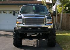 #LiftedFord #lifted #Tires #RidinHigh