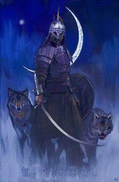 Sanatçı: Nurlan Kilibaev (Kazakistan) Kazak