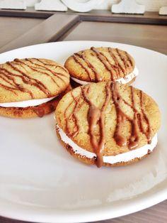 Candy Recipes, Baking Recipes, Cookie Recipes, Dessert Recipes, Desserts, Swedish Cookies, Grandma Cookies, Dessert For Dinner, Different Recipes