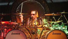 Alex Van Halen, Drummers