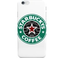 Bucky Barnes 'The Winter Soldier' Coffee iPhone Case/Skin