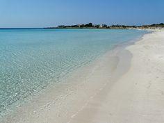 Punto Prociutto, north of Gallipoli, Puglia