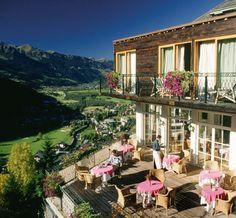 my favorite hotel in Bad Gastein, Salzburg #HausHirt www.haus-hirt.com #katcuts
