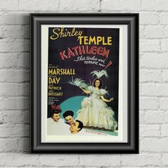 Temple Movie, Jeanette Macdonald, Two Movies, Vintage Movies, Vintage Prints, The Past, Awesome, Illustration, Movie Posters