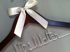 Sale, Sale, Sale. Winter Sale. Lowest Price Ever. Personalized Bridal Wedding Hanger. Bridal Hanger. on Etsy, £5.56