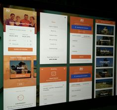 Tweeking some zorooms mobile web design for making it ready to ship on Dribbble :)