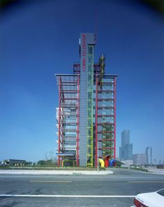 Ching Fu Group Headquarters | Kaohsiung, Taiwan | Rogers Stirk Harbour + Partners | photo Katsuhisa Kida Taiwan, Chicago, Architecture, Arquitetura, Architecture Illustrations, Architecture Design, Architects