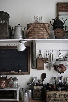 Estantes de Cocina Abiertos: lo Último en Decoración