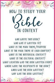 Bible Study Plans, Bible Study Notebook, Bible Study Guide, Bible Study Journal, Scripture Study, The Words, Bible Studies For Beginners, Bible Notes, Bible Bible