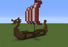 minecraft boat - Google Search