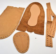 Make Leather Moccasins Ever wanted to make shoes? I had no idea it was so easy to make leather moccasins! Baby Moccasin Pattern, Baby Shoes Pattern, Shoe Pattern, Moccasins Pattern, Make Your Own Shoes, How To Make Shoes, Leather Moccasins, Leather Slippers, Leather Shoes