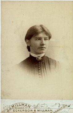 Laura Muntz, c. 1895. From Laura Muntz Lyall: Impressions of Women and Childhood