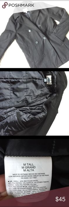 Old Navy Pea Coat Brand New Old Navy Pea Coat. Never worn. Excellent condition. Tall Medium. Old Navy Jackets & Coats Pea Coats
