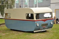 1965 Saab 92H karavan