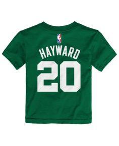 6f03cea13 Nike Gordon Hayward Boston Celtics Replica Name   Number T-Shirt