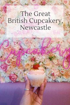 The Great British Cupcakery Bakehouse Parlour Newcastle Newcastle Quayside, Stephanie Fox, Newcastle England, North East England, Great British, Parlour, North Yorkshire, Spring Break, Travel Inspiration