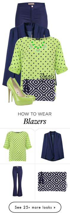 """~ Lime-Light ~"" by pretty-fashion-designs on Polyvore featuring Maggie Marilyn, WithChic, WearAll and Ashiana"