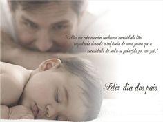 Mensagem com foto para Facebook: dia dos pais